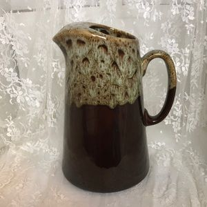 Vintage Carefree Ironstone By Canonsburg Pitcher